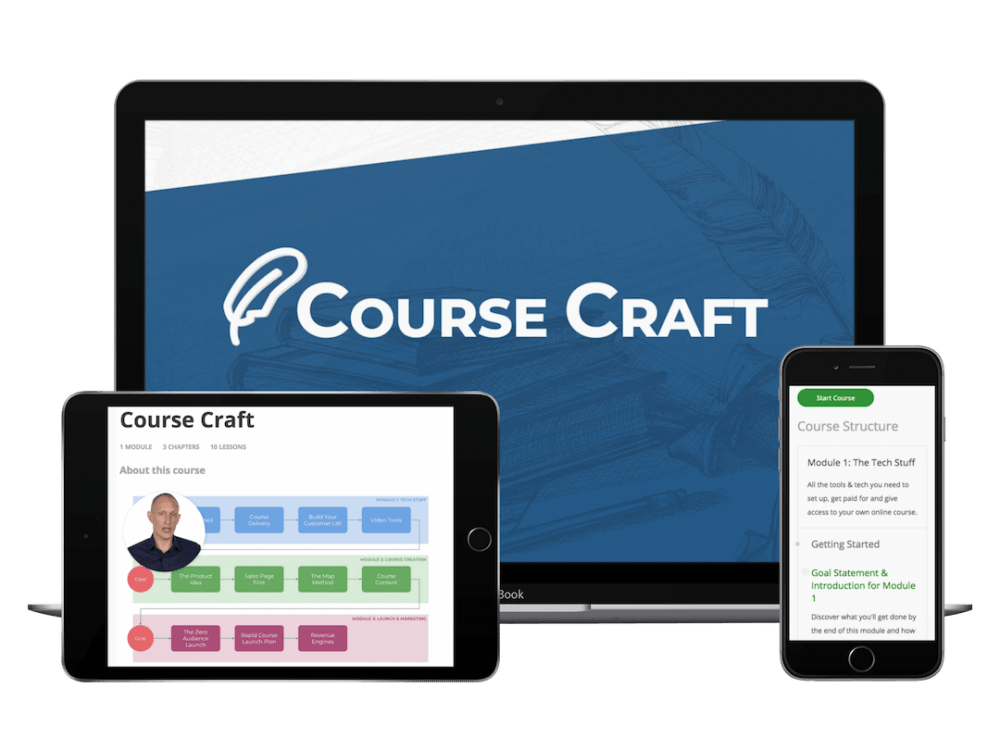 CourseCraft logo